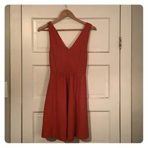 Anthro summer/ early fall dress